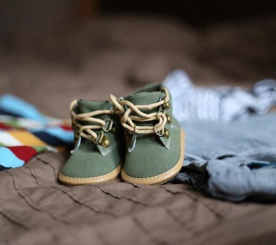 Dětské boty