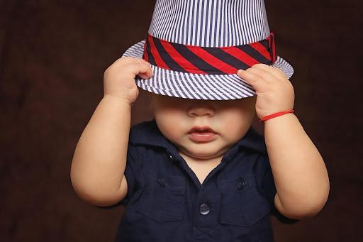 Velikost dětských čepic