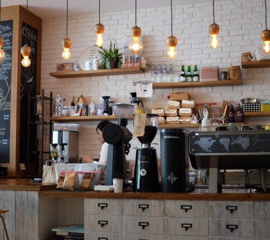 Kavárenská kultura.