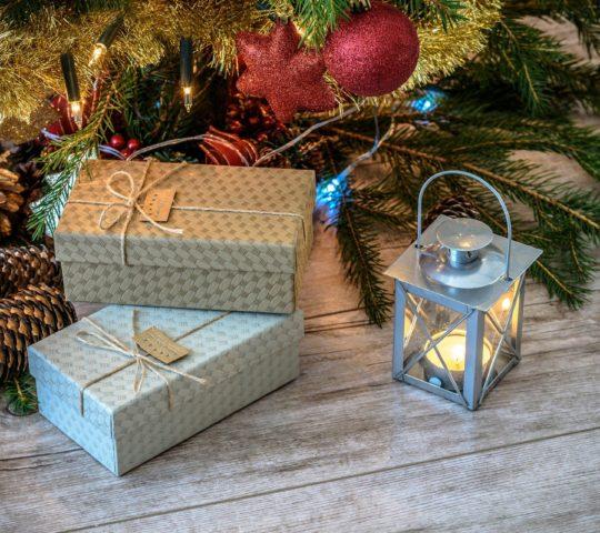 Tipy na dárky na Vánoce