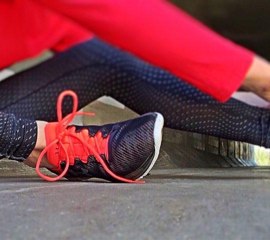 Legíny ny běhání a na sport.