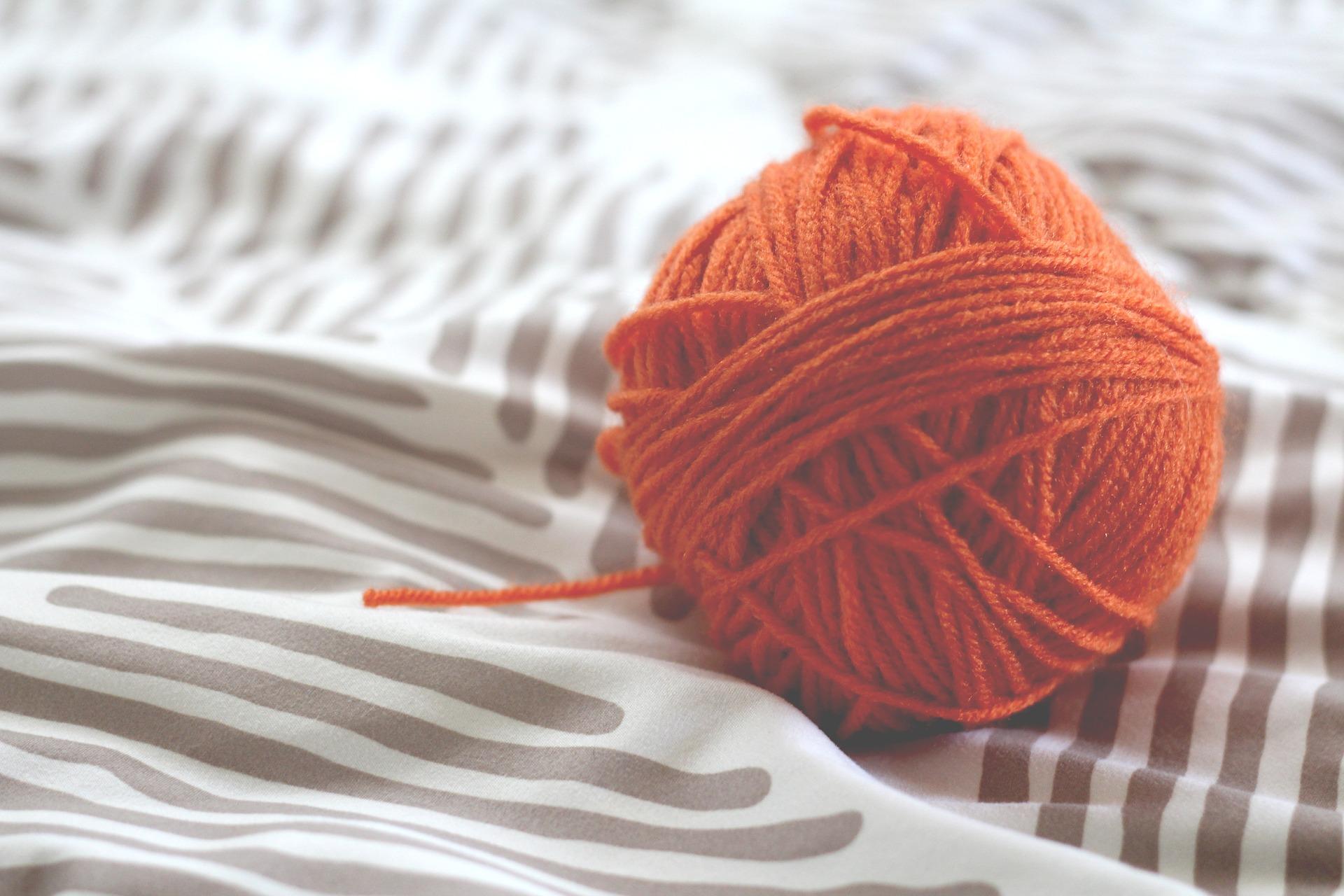 Kouzlo pletené módy.