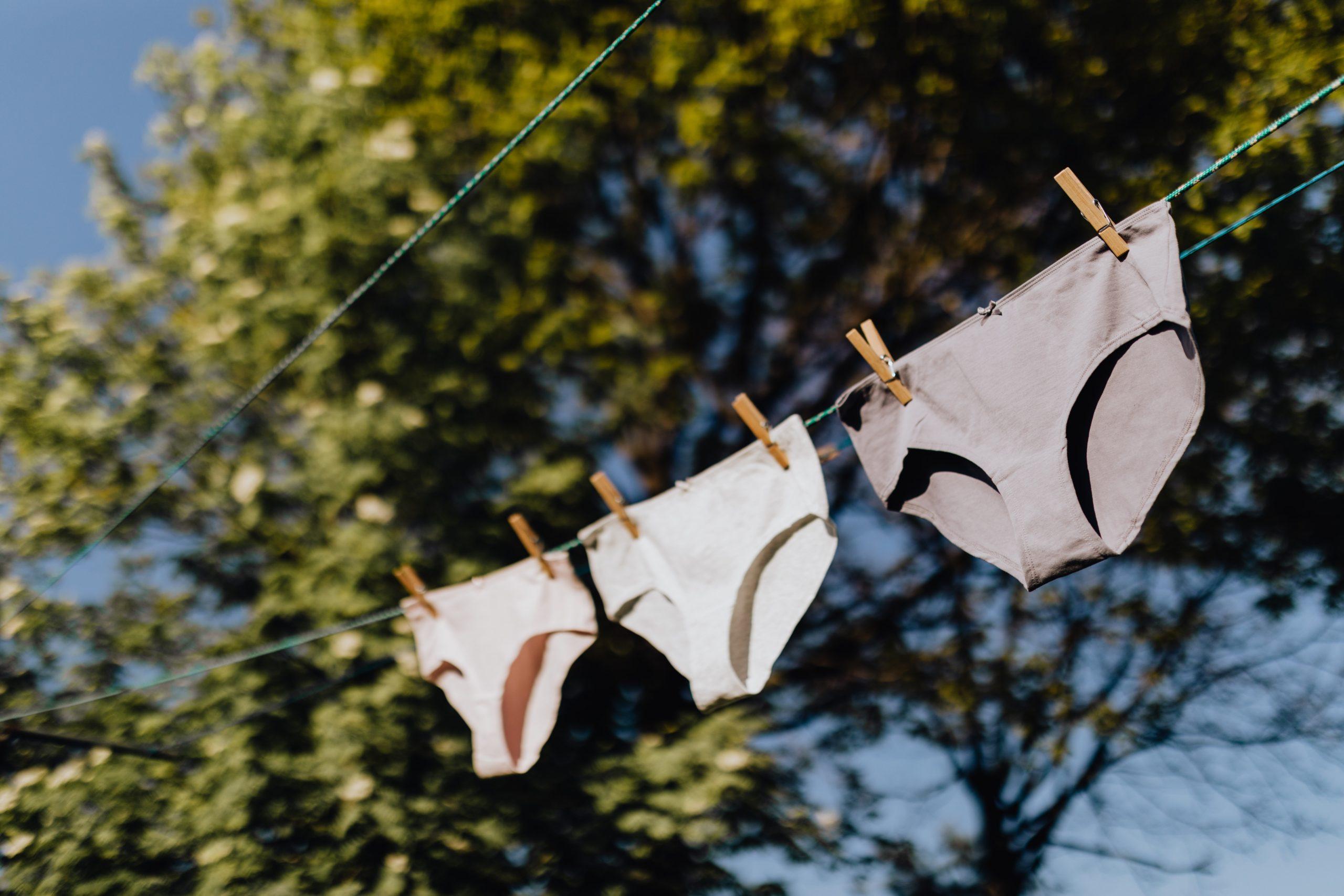 Jak správně vyprat spodní prádlo?
