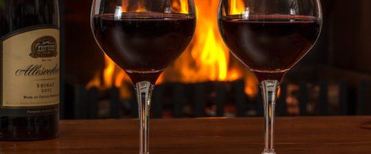 Jak vyčistit skvrny od vína?