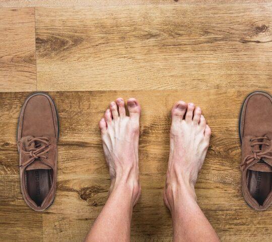 Jak vybrat barefoot boty?